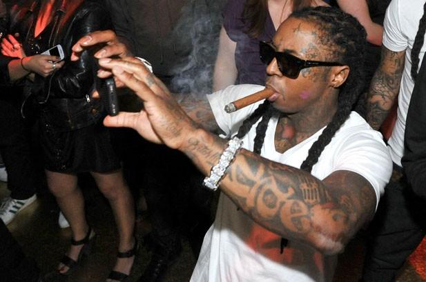Lil Wayne Accused of Lifting 'BedRock'