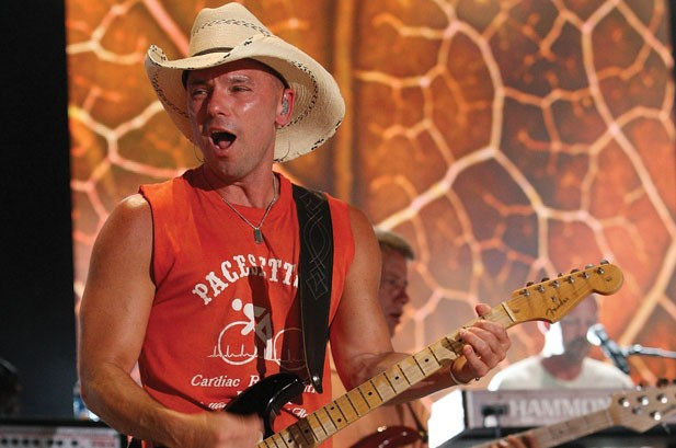 Kenny Chesney Concert To Hit Theaters In 3D