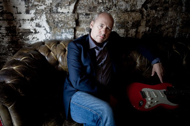 Mark Knopfler Hopes To 'Get Lucky' With New Album, Tour