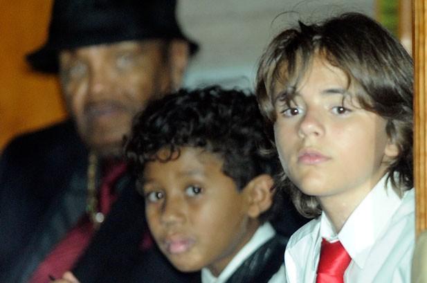 Jackson Mom Says No Reality Show For Michael's Kids