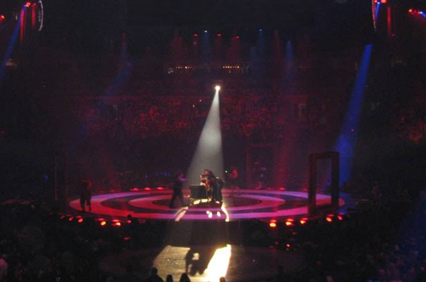 Britney Spears: 2009 CM&P Award Finalist