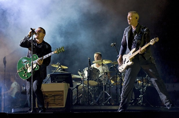 Outrage Over Wall Blocking Free U2 Berlin Concert
