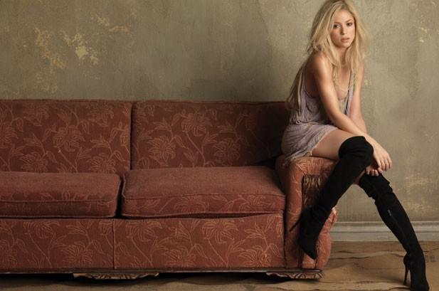 Shakira: The 'She Wolf' Billboard Cover Story