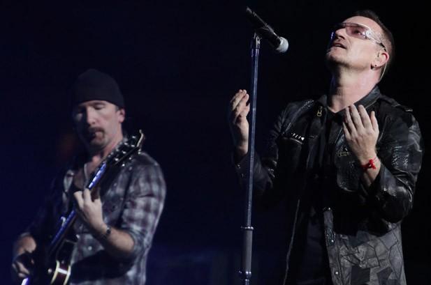 U2 Set to Wrap Biggest Concert Tour Ever