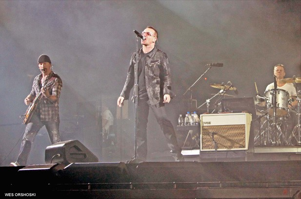 U2 Set to Wrap Biggest Concert Tour Ever