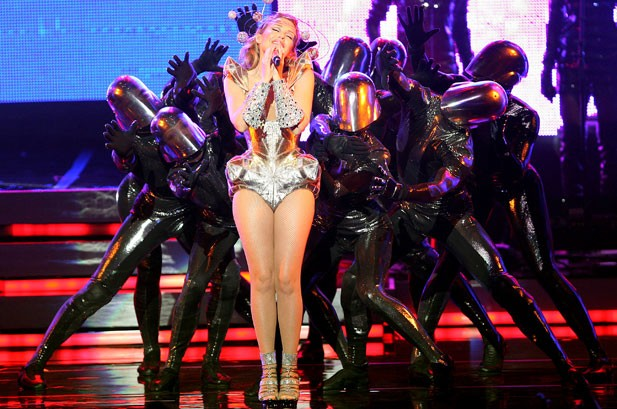 Kylie Minogue To Release New York Live Set