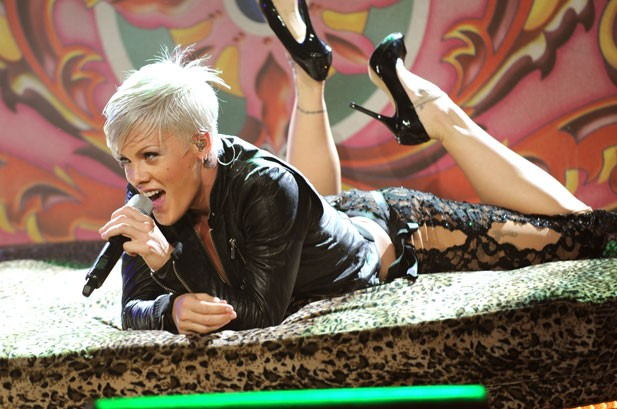 Pink Moves 3 Million Tickets with Funhouse Tour