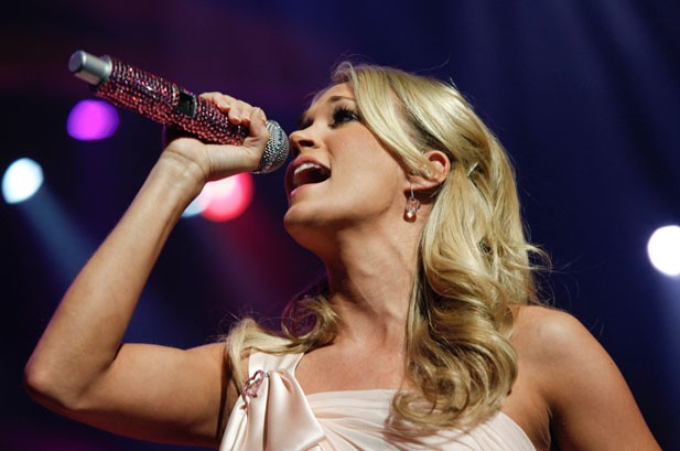 Carrie Underwood Song Exclusive Preview: 'Undo It'