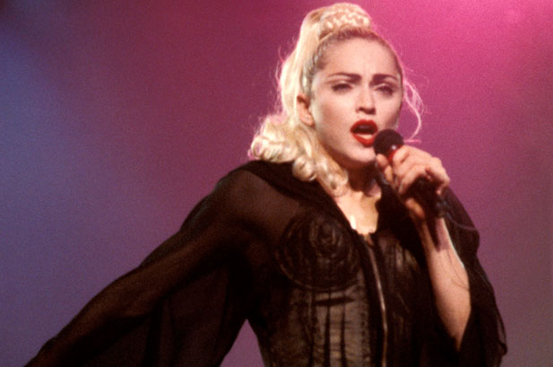 MADONNA HOT 100 BY THE NUMBERS