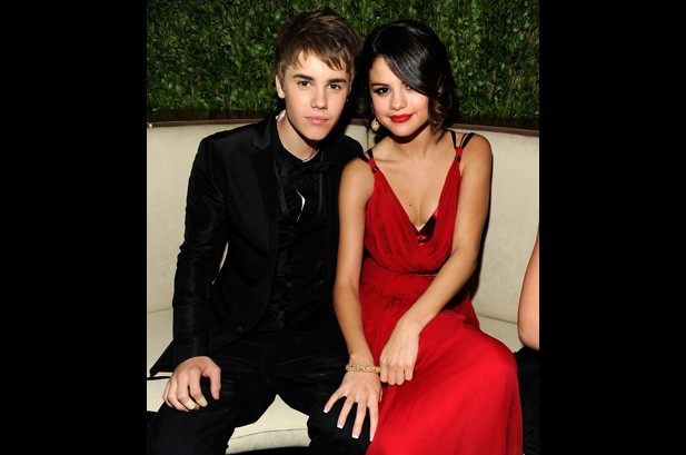 Justin Bieber, Selena Gomez Turn Heads at Vanity Fair Oscar Party
