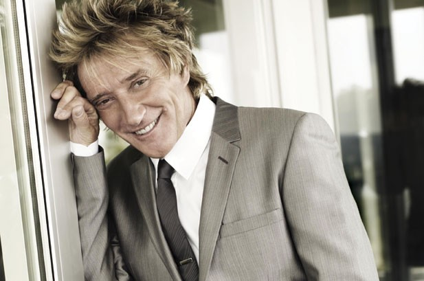 Rod Stewart Expecting Seventh Child at 65