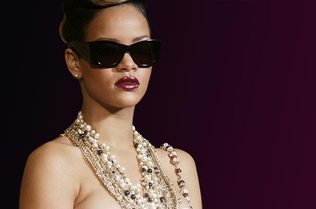 Rihanna And Jay-Z Team Up In London