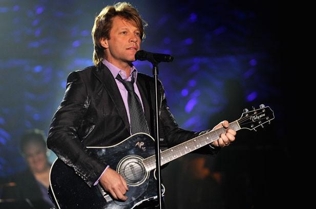 Bon Jovi, Kenny Chesney To Anchor Kentucky Racetrack Festival