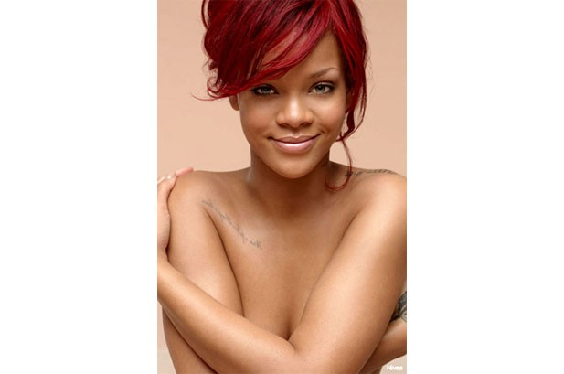 Rihanna Naked: Photos of the Pop Star Baring All