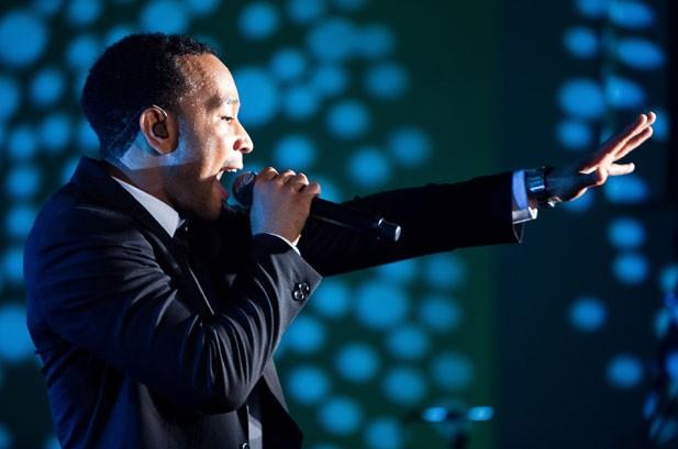 John Legend To Sing National Anthem At World Series