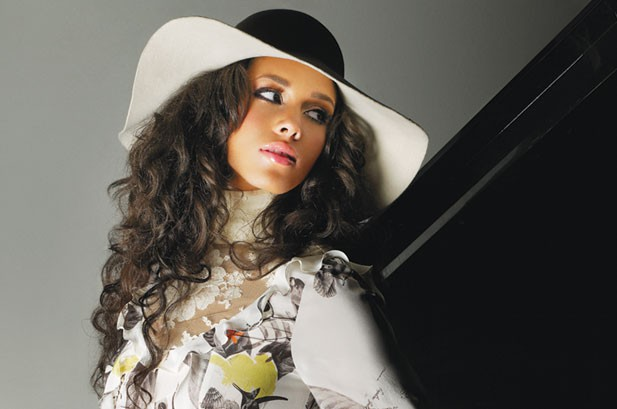 The Alicia Keys 'Element' Billboard Cover Story & Video