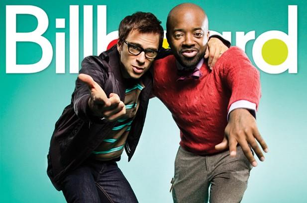 Weezer's Rivers Cuomo & Jermaine Dupri: The Billboard Cover Story & Video