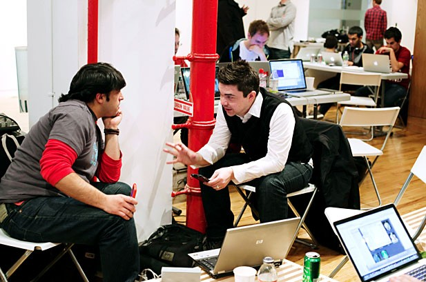 Music Hack Day: Cracking the Code in New York