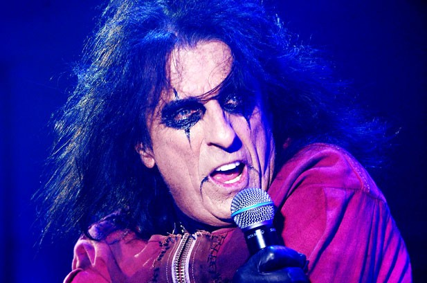 Alice Cooper on Bonnaroo: 'I Can't Wait to Kill This Audience'