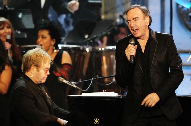 Rock Hall Inducts Neil Diamond, Alice Cooper, Tom Waits