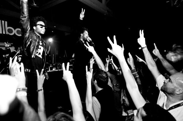 Duran Duran, Raphael Saadiq Rock the Classics at SXSW Stubb's Show