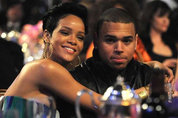 Tremendous Report Rihanna And Chris Brown Reunite On Birthday Cake Remix Birthday Cards Printable Benkemecafe Filternl