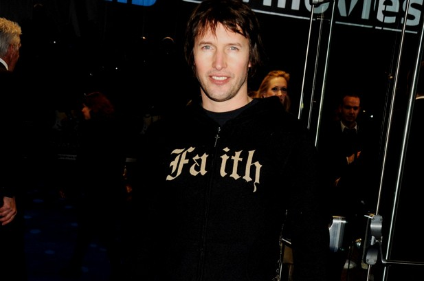 James Blunt Tops U.K. Decade Chart With 'Back To Bedlam'