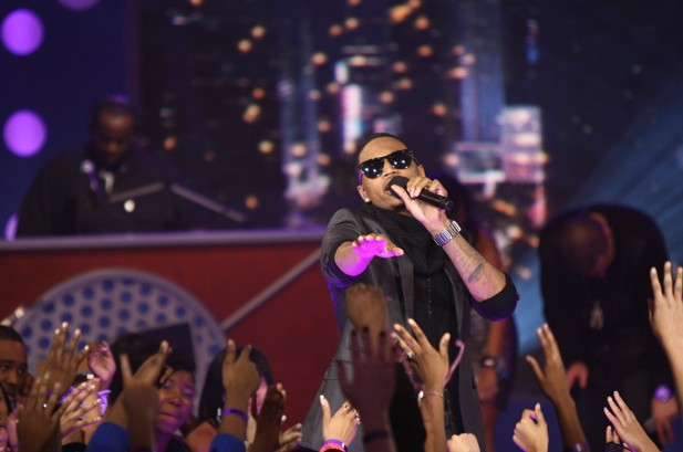 """Trey Songz To Join Jay-Z's """"Blueprint 3"""" Tour"""
