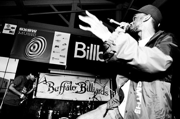 Odd Future Storms Offstage at Billboard SXSW Showcase