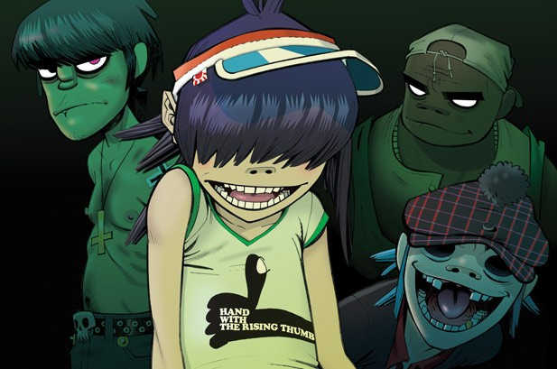 Gorillaz: We Won't Let 'Glee' Cover Our Songs