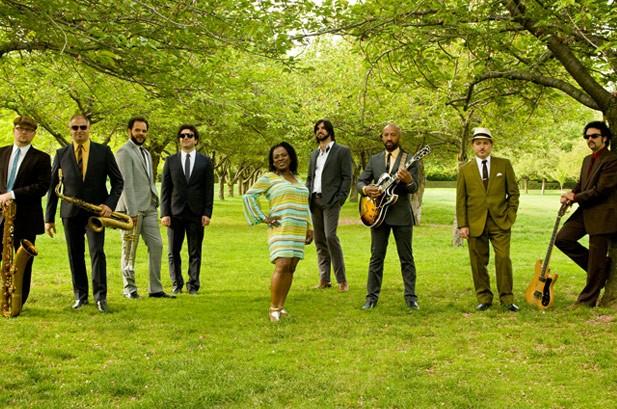 "Sharon Jones & The Dap-Kings ""I Learned the Hard Way"" Album Preview"