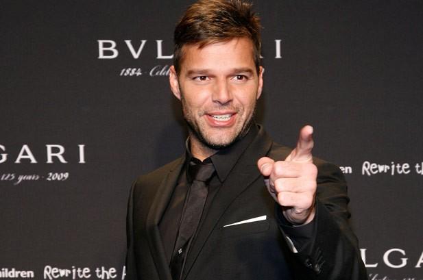 Ricky Martin Criticizes Arizona's Immigration Law