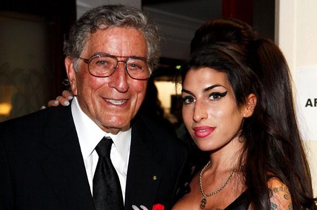 Tony Bennett to Pay Tribute to Amy Winehouse at VMAs