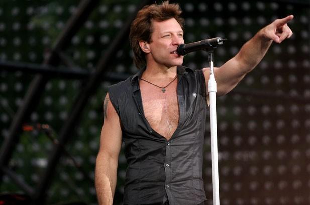 Q&A: Jon Bon Jovi Talks Pushing Himself on Tour