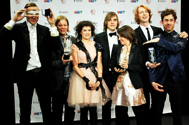 Arcade Fire & the Weeknd Lead Polaris Prize Nominees, Founder Comments on Picks