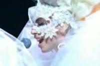 Lady Gaga Honors Alexander McQueen at Brit Awards