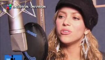 'Somos El Mundo' Video Premieres, Stars Pitbull, Shakira, Juanes, David Archuleta, Daddy Yankee