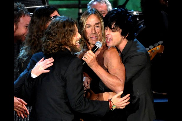 Stooges, Genesis, ABBA Enter Rock Hall of Fame in NYC Ceremony