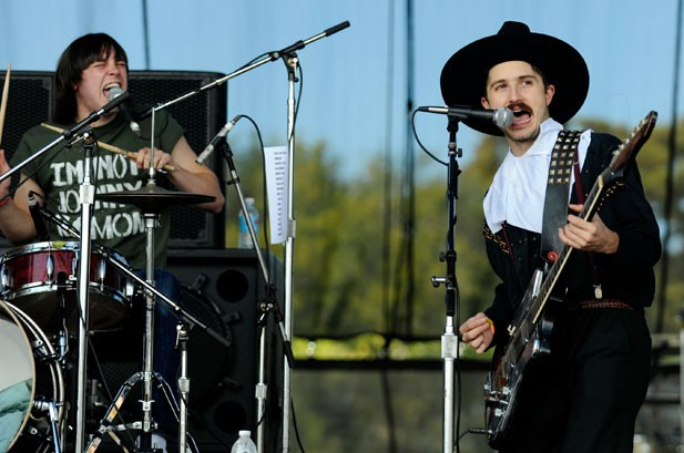 Black Lips Wrap Up American Tour, Work on Fifth Album Due Late Summer
