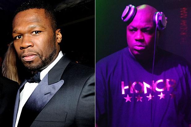 50 Cent Defends DJ Mister Cee After Controversial Arrest