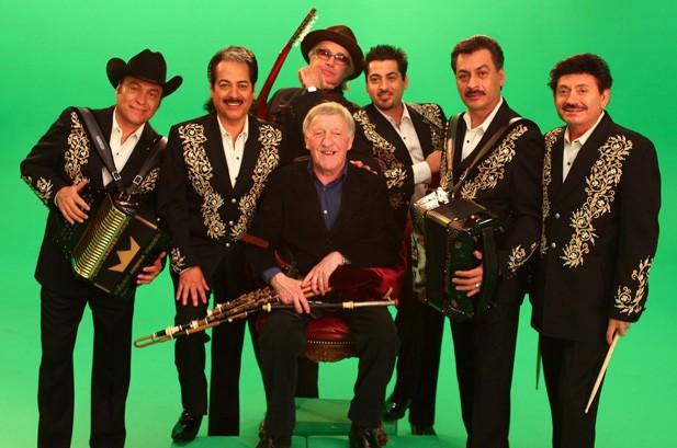 Chieftains' Paddy Moloney Talks Chart-Topping 'San Patricio'