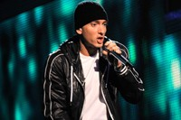 Eminem Touches Down at T in the Park