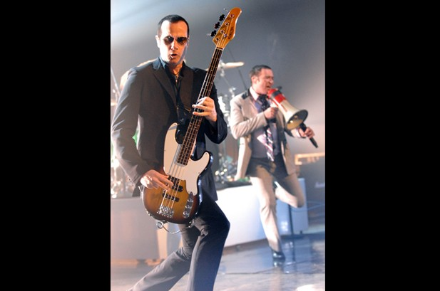 Stone Temple Pilots: The Billboard Cover Story