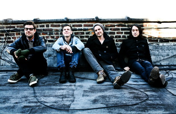 Augustana Owns Its Sound on Self-Titled Third Album