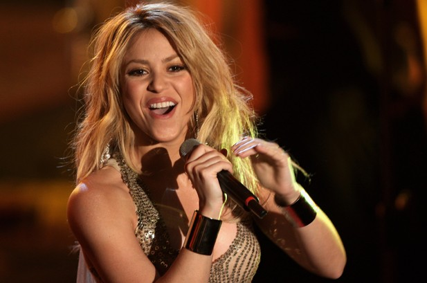 Shakira Announces U.S. Tour Dates