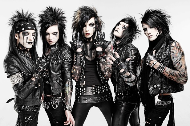 Black Veil Brides to Miss Warped Tour Dates As Singer Recovers from Fall