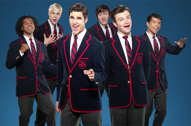 'Glee' Warblers Album Flies High on Billboard 200