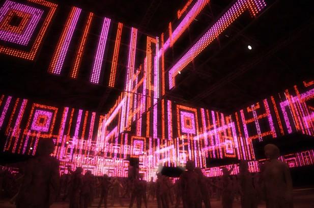Creators Project Highlights - Coachella 2011