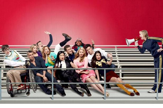 Glee: The Billboard Cover Story