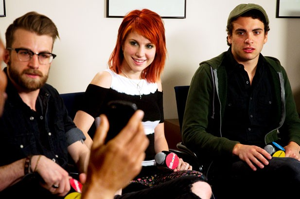 Paramore Live Video Q&A: Watch The Clips